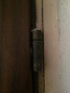 ציר דלת פלדלת