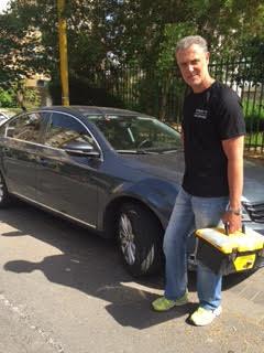 פריצת רכב גרמני